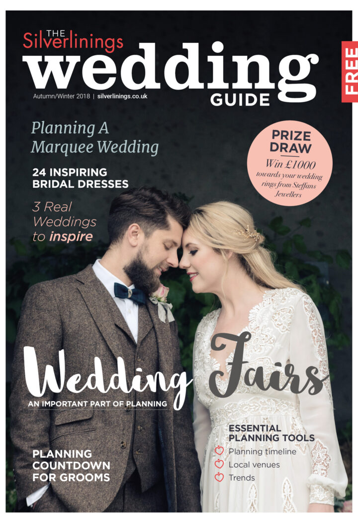 Silverlinings Midlands Wedding Guide front cover