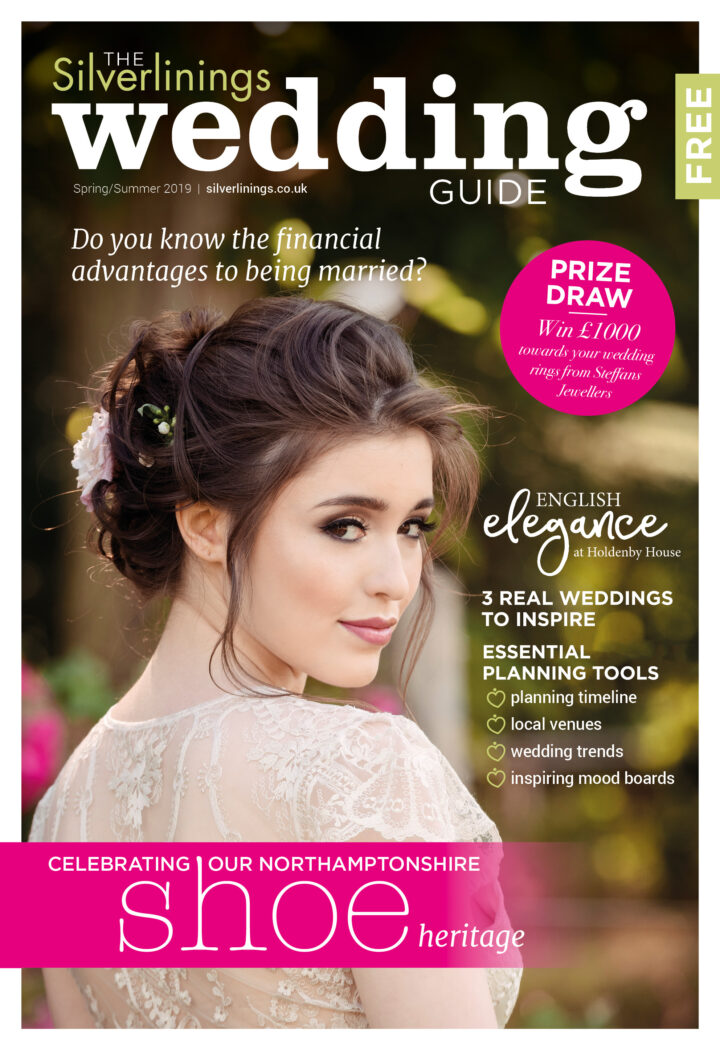 Silverlinings Midlands Wedding Guide - Spring/Summer 2019