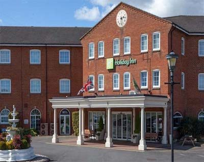 Holiday Inn Corby/Kettering exterior