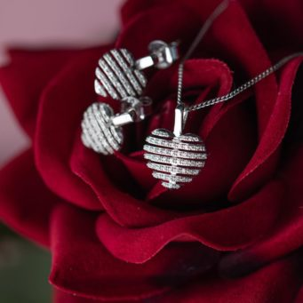 Love jewellery available from Steffans Jewellers in Northampton