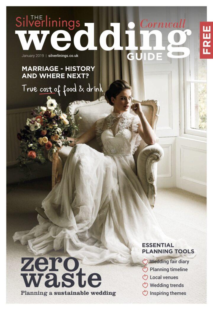 Silverlinings Cornwall Wedding Guide - Winter 2018