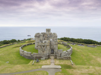 Castle Keep at Pendennis Castle