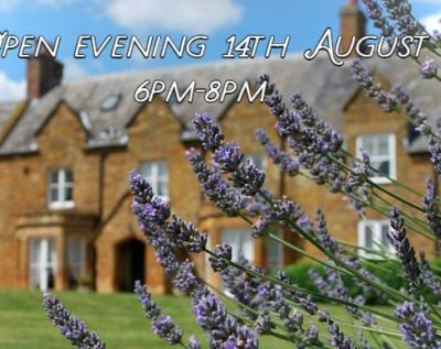 Brampton Grange summer wedding open evening