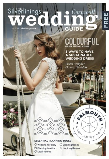 Silverlinings Cornwall Wedding Guide - Summer 2019 issue