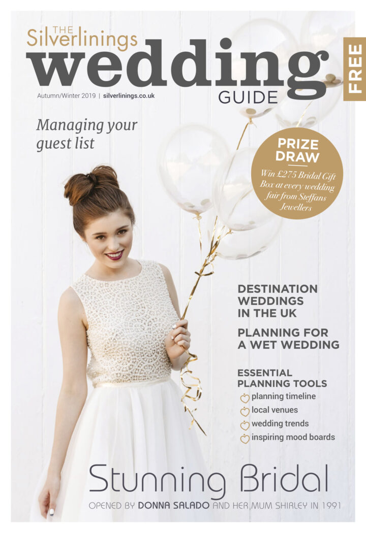 Silverlinings Wedding Guide Midlands - Autumn/Winter 2019 issue