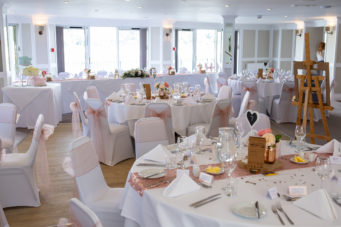 The Greenbank Hotel is a beautiful seaside wedding venue in Falmouth, Cornwall