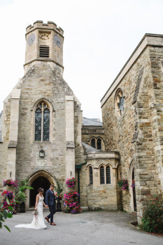 The Alverton Hotel is a wedding venue in Truro, Cornwall
