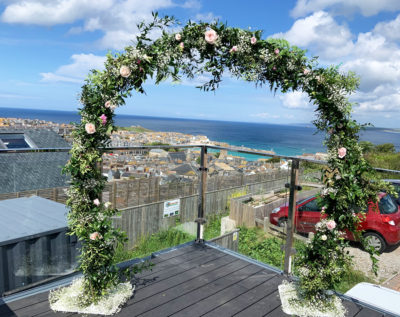 wedding-arch-hire-cornwall