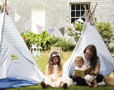 Elsie from Cornwall Childcare offers wedding creches in Cornwall along with wedding nannies