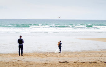 I Do Film Wedding is a multi award winning production company, producing cinematic wedding videos in Cornwall