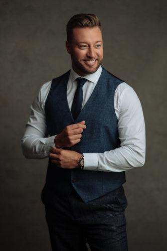 Wedding singer David Austen