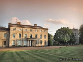 Beautiful Cranford Hall, perfect wedding venue in Kettering, Northamptonshire