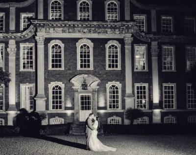 Chicheley Hall wedding fair near Milton Keynes, Buckinghamshire
