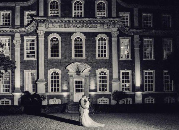 Chicheley Hall wedding fair near Milton Keynes, Buckinghamshire