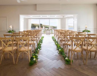 Padstow Harbour Hotel Wedding Fair in Padstow, Cornwall