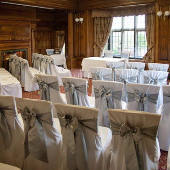 Billiard Room at Dunchurch Park Hotel wedding venue