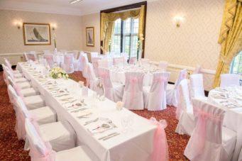 Drawing Room at Dunchurch Park Hotel wedding venue