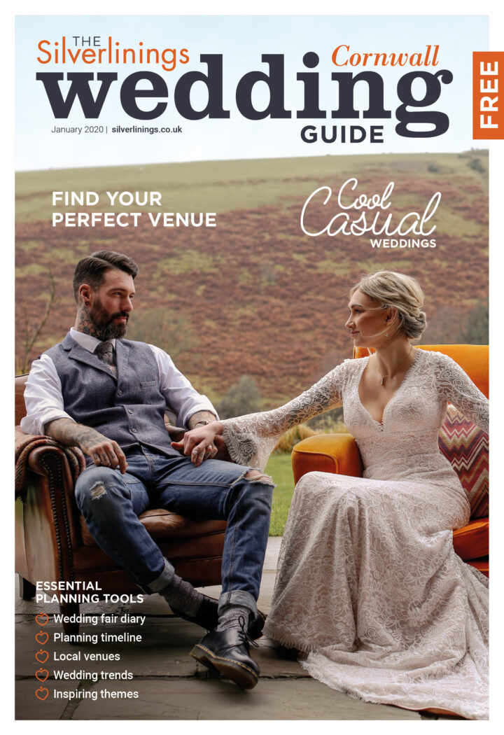 Silverlinings Cornwall Wedding Guide - Winter 2020