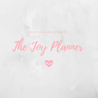 The Joy Planner is a wedding planner in Northampton offering wedding planning support