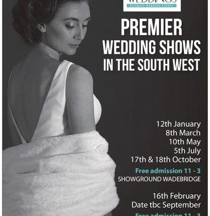 cornwall's ultimate wedding fair hosted by Art of Weddings