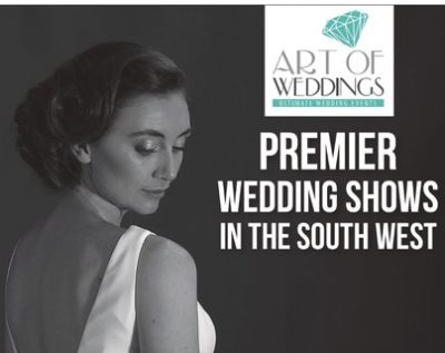 cornwall's ultimate wedding fair hosted by Art of Weddings