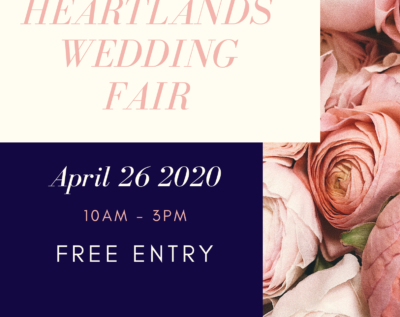 Heartlands Wedding Fair in Pool near Redruth Cornwall