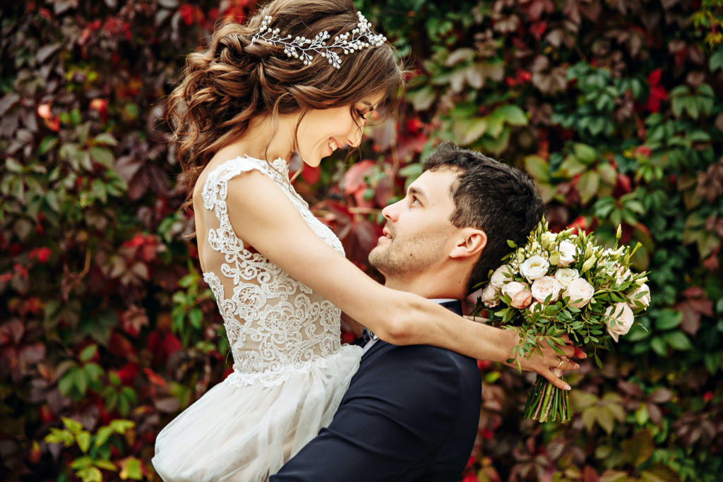 Choosing your wedding photographer by knowing your wedding photography style - portraiture style wedding photography