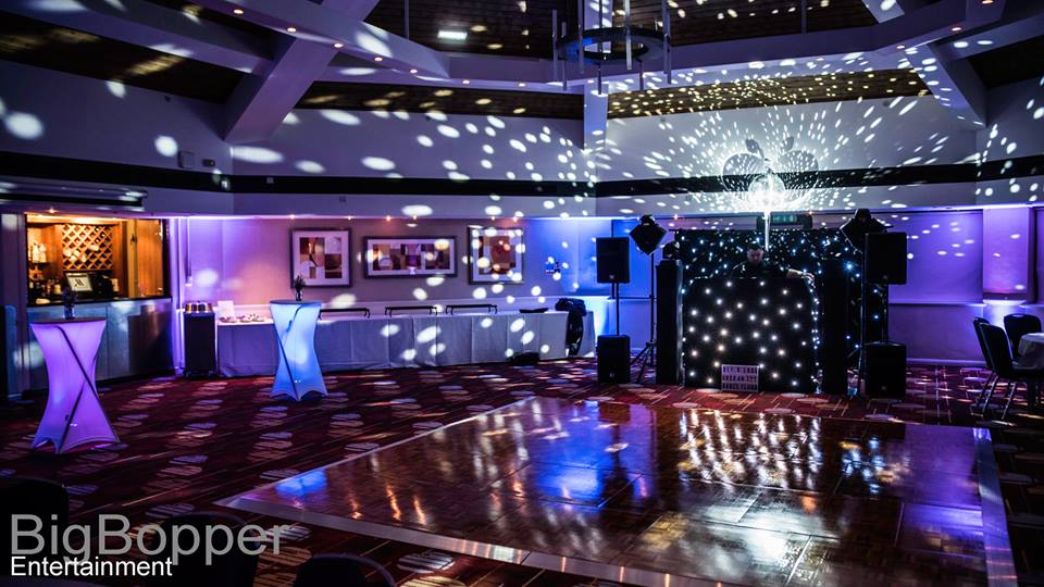 Big Bopper Entertainment, the award winning wedding DJ in Kettering, Northamptonshire
