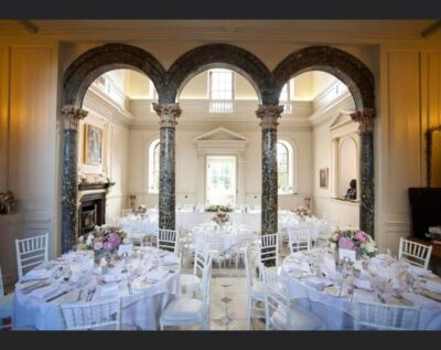 Chicheley Hall wedding fair in Newport Pagnell near Milton Keynes