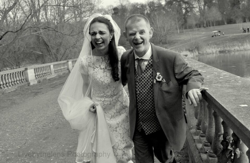Live By The Lens Photography, a female wedding photographer in Northamptonshire