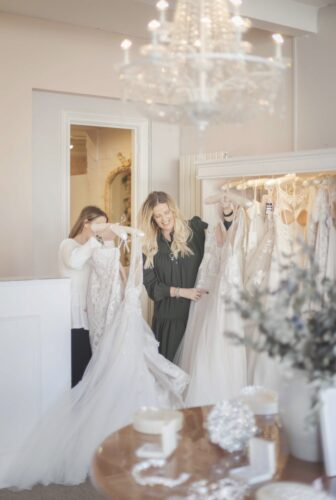 Serendipity Brides is an award winning bridal shop in Northampton
