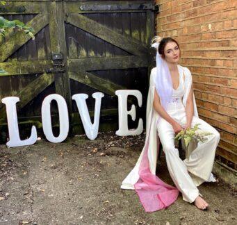 Flamingo Bridal we offer stunning preloved & vintage wedding dresses in Northampton