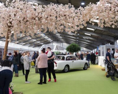 Premier wedding fair in Cornwall, hosted by Art Of Weddings