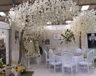 Cornwall's premier wedding fair from Art Of Weddings at the Royal Cornwall Showground
