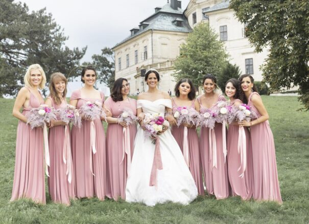 Bridesmaid dresses to suit any shape or size!