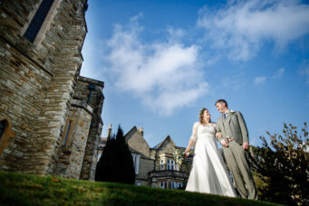 Brian Robinson is a Falmouth based wedding photographer offering unobtrusive documentary wedding photography across Cornwall
