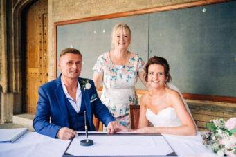 Ld Celebrant is a wedding celebrant in Warwickshire offering bespoke wedding ceremonies