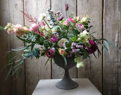 Blew Flowers is a wedding florist near Falmouth, with a focus on eco friendly wedding flowers & locally sourced seasonal wedding flowers