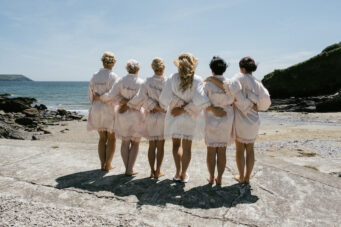 Rebel & Anchor are wedding planners and wedding stylists based in Falmouth, Cornwall