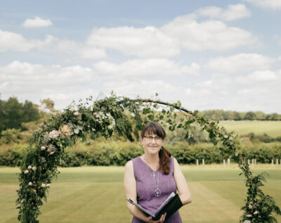Independent Wedding Celebrant in Cornwall who loves creating meaningful, imaginative & personalised wedding ceremonies.