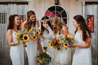 Alexa is a reportage wedding photographer in Cornwall covering Cornwall, Devon, and the Southwest