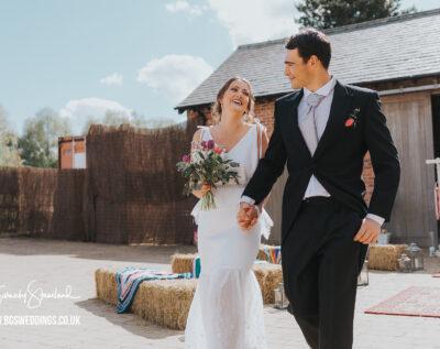 Castle View Farm & Stables Wedding Fair near Corby Northamptonshire