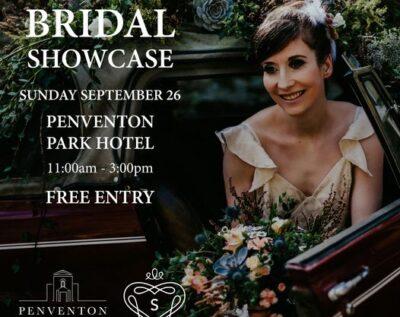 Penventon Park Hotel wedding fair in Redruth, Cornwall