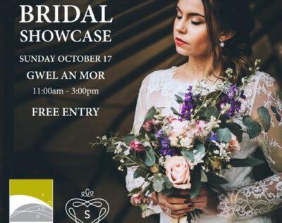 Gwel an Mor wedding fair in Redruth, Cornwall
