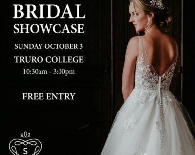 Truro College wedding fair in Truro, Cornwall