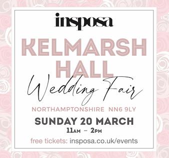 Wedding fair at Kelmarsh Hall, Northamptonshire
