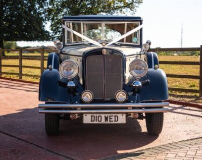 Yesteryear Wedding Cars & Event Hire in Northampton