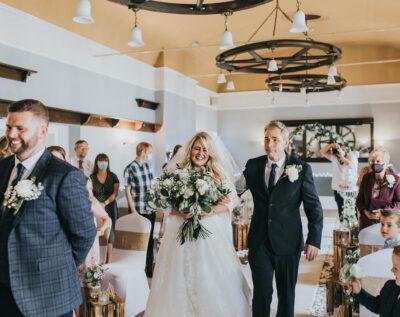 Saracen's Head Hotel wedding fair in Towcester, Northants